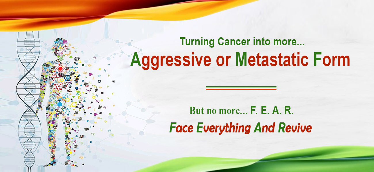 aggressive or metastatic form of cancer